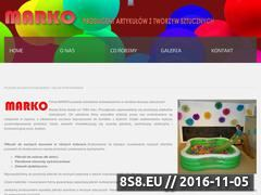 Miniaturka domeny marko.org.pl