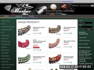 Zrzut strony Biżuteria - kamienie do tworzenia biżuterii