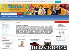Miniaturka domeny www.marlux.eu
