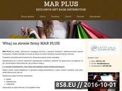Miniaturka domeny www.marplus.pl