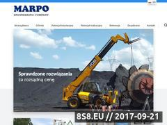 Miniaturka domeny www.marpo.com.pl