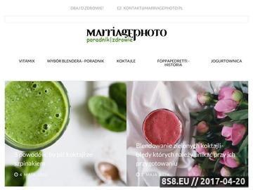 Zrzut strony Artystyczna Fotografia Ślubna Marek Lapis Poznań Wielkopolska Zdjęcia Ślubne
