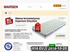 Miniaturka domeny www.marsen.pl
