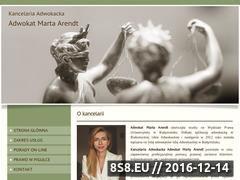 Miniaturka domeny martaarendt.pl