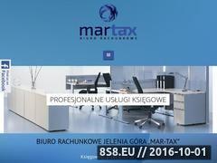 Miniaturka domeny martax.jgora.pl