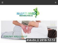 Miniaturka domeny www.martimed.net
