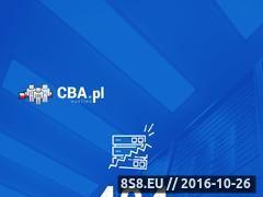 Miniaturka domeny www.maryniutdp.cba.pl