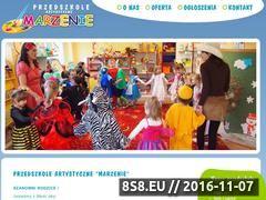 Miniaturka domeny www.marzenie.org.pl