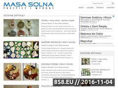 Miniaturka domeny masasolna.pl