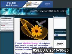 Miniaturka domeny www.masaz-zgierz.pl.tl