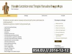 Miniaturka domeny www.masazbp.pl