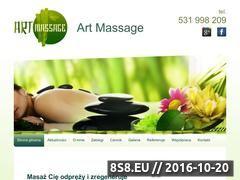 Miniaturka domeny masaze-poznan.pl