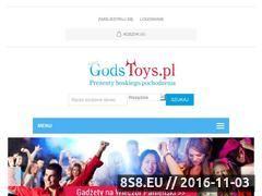 Miniaturka domeny www.masazer-glowy.pl