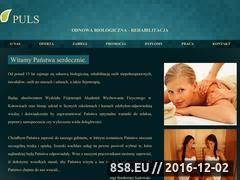 Miniaturka domeny www.masazodnowa.pl