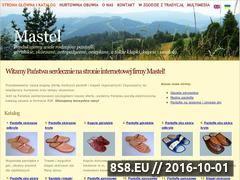 Miniaturka domeny www.mastel.net.pl