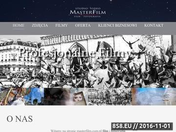 Zrzut strony Filmowanie wrocław