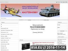 Miniaturka domeny masterhobby.pl