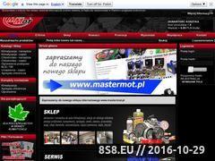 Miniaturka domeny mastermot.com
