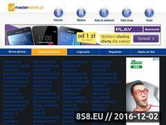 Miniaturka domeny www.masterstrefa.pl