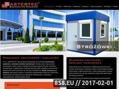 Miniaturka domeny www.mastertec.pl