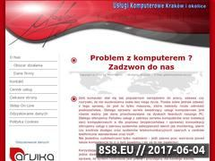 Miniaturka domeny www.mastertel.com.pl