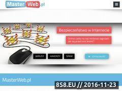 Miniaturka domeny www.masterweb.pl