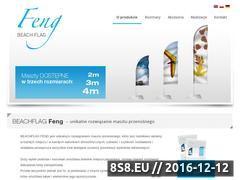 Miniaturka domeny www.masztyprzenosne.pl