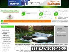 Miniaturka domeny www.maszynydoogrodu.pl