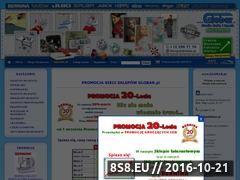 Miniaturka domeny www.maszynydoszycia.sklep.pl