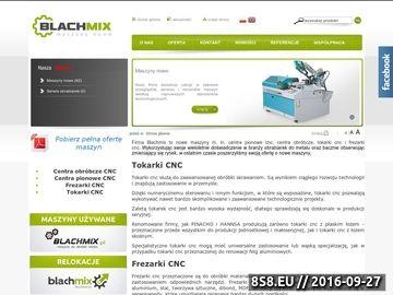 Zrzut strony Tokarki CNC, frezarki CNC