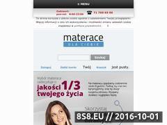 Miniaturka domeny materace-dla-ciebie.pl