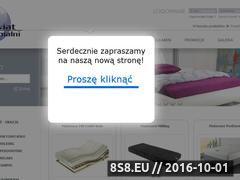 Miniaturka domeny www.materace-sypialnie.pl