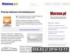 Miniaturka domeny www.materace.pro