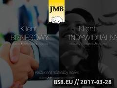 Miniaturka domeny www.materacejmb.com.pl