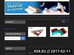 Miniaturka domeny materacnawymiar.pl