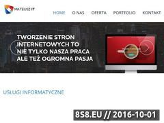 Miniaturka domeny mateuszit.pl