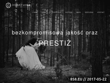 Zrzut strony Fotografia ślubna Rzeszów - Mateusz Martyna