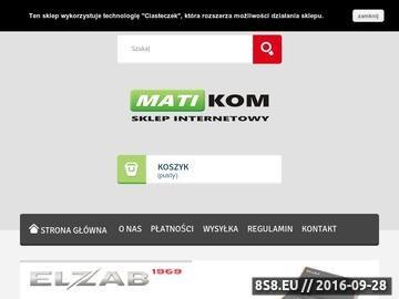 Zrzut strony Najleprzy antywirus, laptopy Dell, baterie do laptopów i green cell
