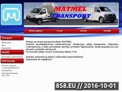 Miniaturka domeny matmel.pl
