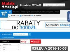 Miniaturka domeny matrixmedia.pl
