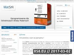 Miniaturka domeny matsol.pl