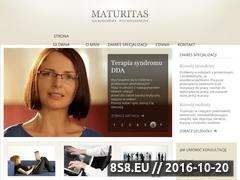 Miniaturka domeny www.maturitas.pl