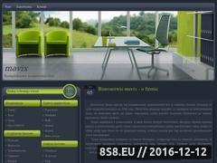 Miniaturka domeny www.mavix.pl