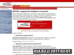 Miniaturka domeny maxima.jartom.eu