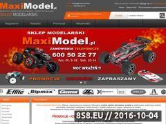 Miniaturka domeny maximodel.pl