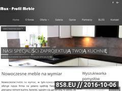 Miniaturka domeny www.maxmeble.com