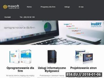 Zrzut strony Insert Bydgoszcz - oprogramowanie