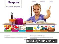 Miniaturka domeny maxposz.pl