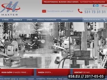 Zrzut strony Automatyka przemysłowa