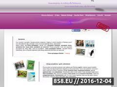 Miniaturka domeny www.mazizona.pl